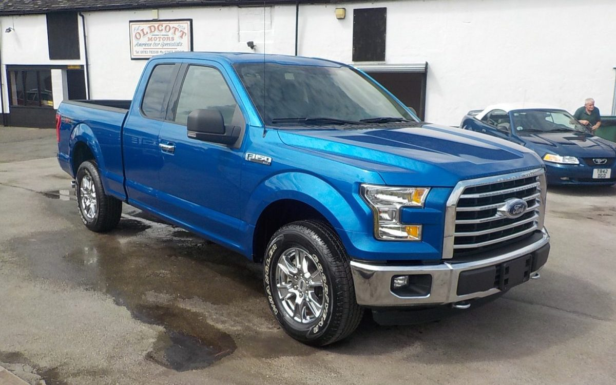 2015 FORD F150 PICK UP 5.0 LITRE PICKUP AUTO
