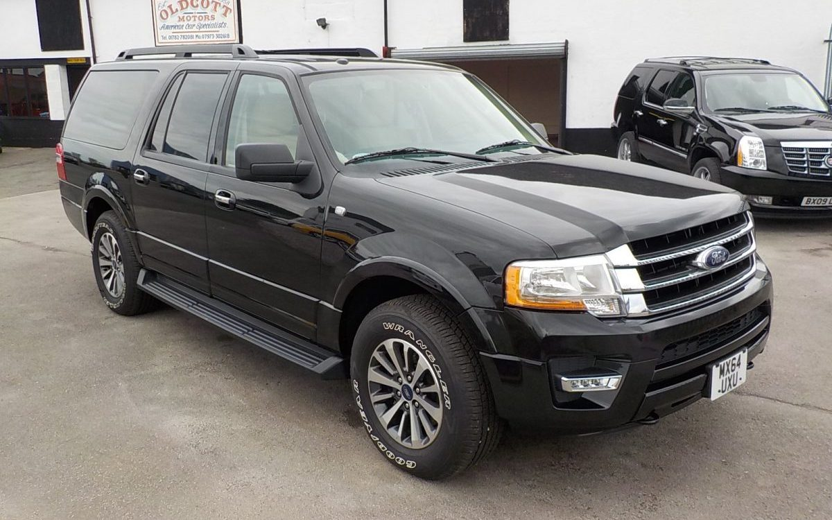 2016 FORD EXPEDITION (NEW) 5.4 LITRE XLT LONG WHEEL BASE 4X4