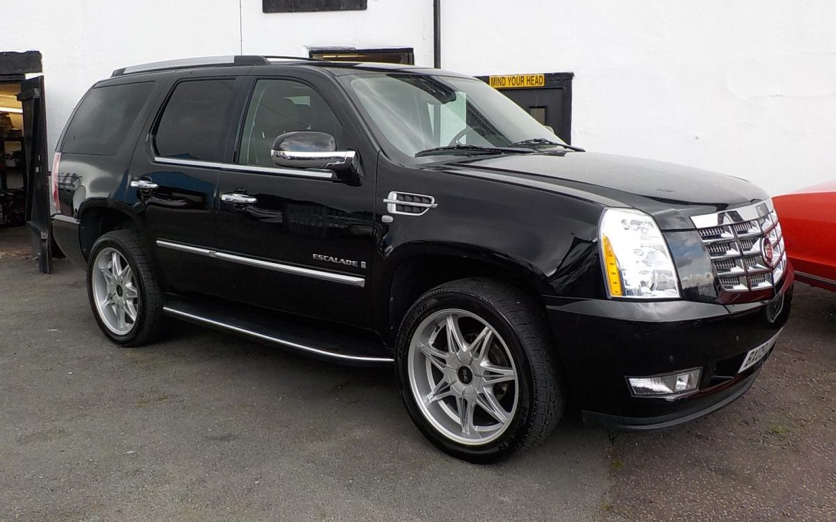 2009 cadillac escalade 6 2 litre v8 auto 4x4 oldcott motors. Black Bedroom Furniture Sets. Home Design Ideas