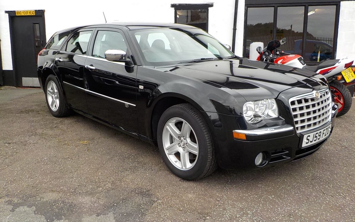 2009 CHRYLSER 300C LUX ESTATE 3.0 LITRE AUTO