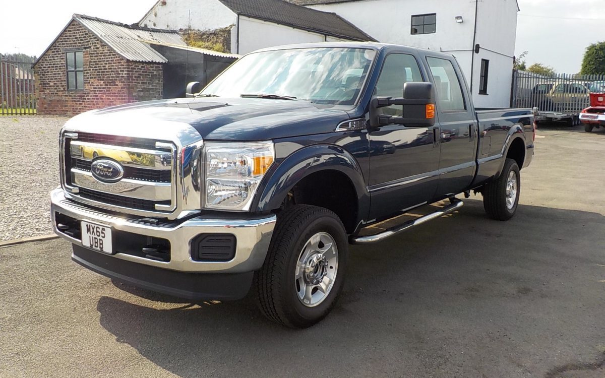 Ford F Super Cab Long Bed