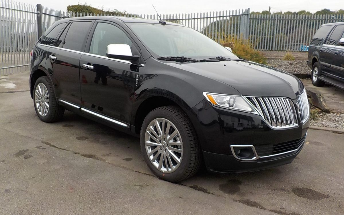 2016 LINCOLN AWD 3.7 LITRE V6 AUTO ONLY 18 MILES