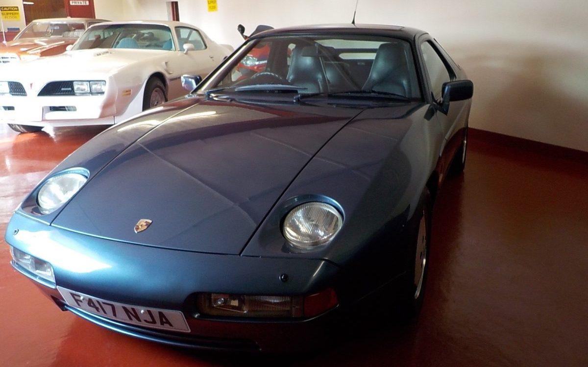 1989 PORSCHE 928 S4 5.0 LITRE AUTO