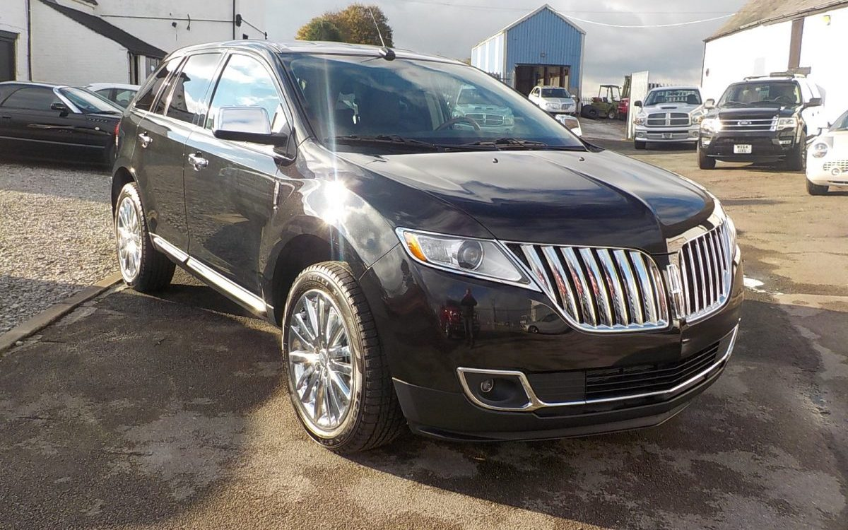 2016 LINCOLN MKX AWD 3.7 LITRE V6 AUTO ONLY 100 MILES