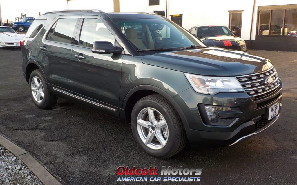 Ford New Car >> 2016 FORD EXPLORER XLT GREENDSCN1269 | Oldcott Motors