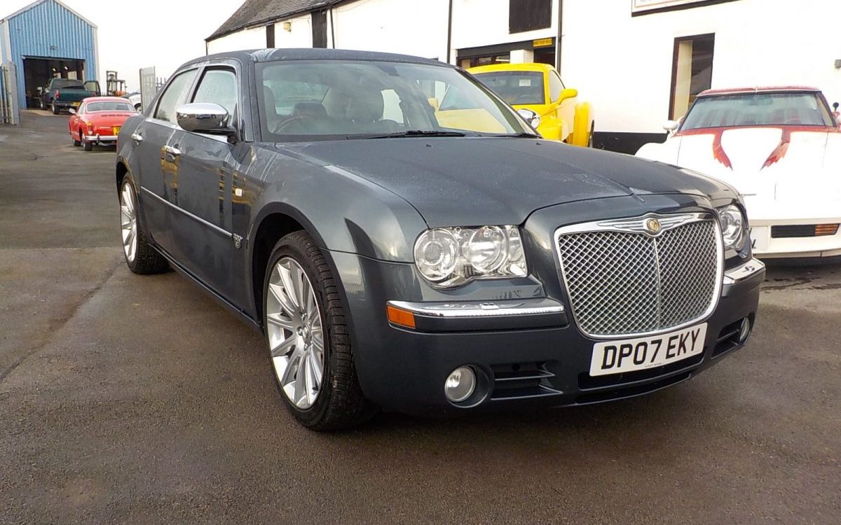 2007 CHRYSLER 300C 3.0 LITRE CRD DIESEL LIMITED