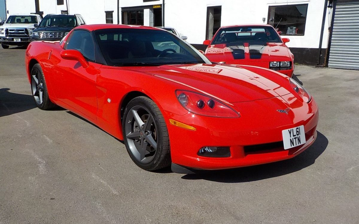 2012 CHEVROLET CORVETTE C6 6.2 LITRE LS3 MANUAL