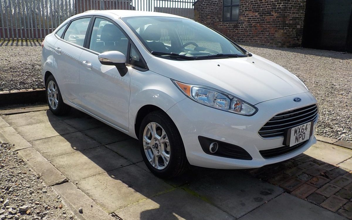 2015  NEW AMERICAN FORD FIESTA SE LEFT HAND DRIVE