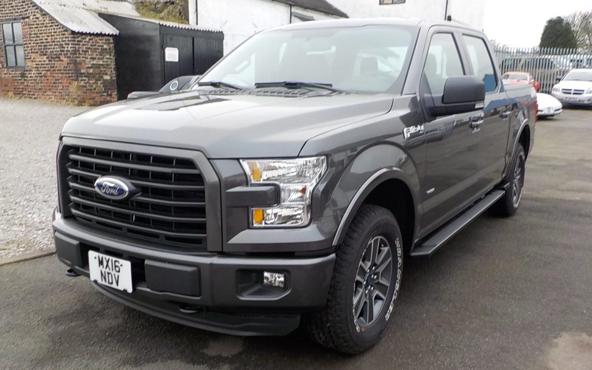 2016 ford f150 fx4 3 5 litre eco boost auto 4x4 oldcott motors. Black Bedroom Furniture Sets. Home Design Ideas