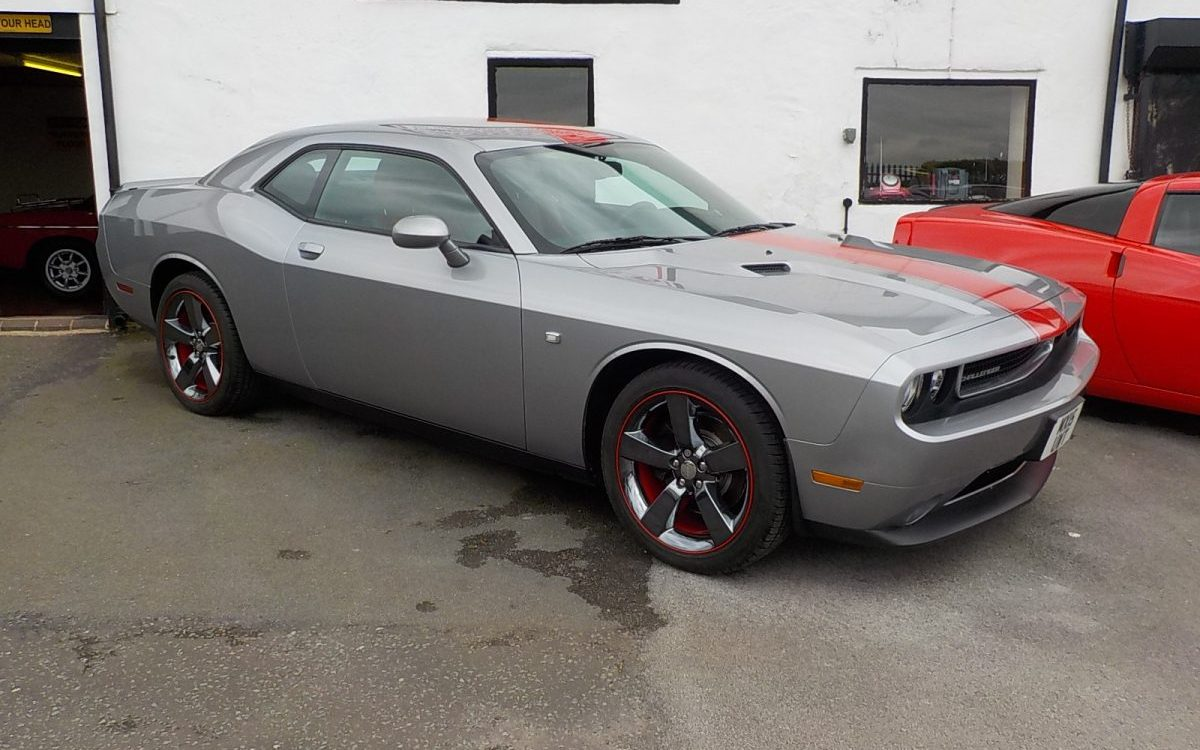 2015 DODGE CHALLENGER RALLY RED LINE