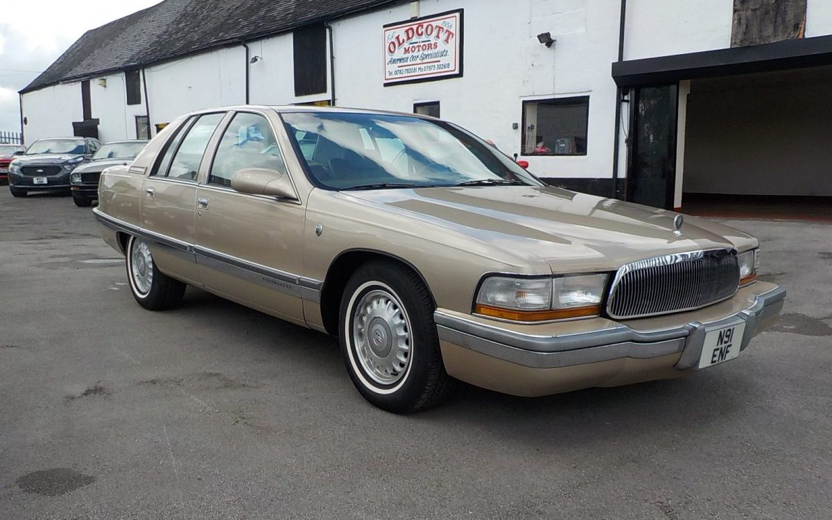 1996 BUICK ROADMASTER 5.7 LITRE LT1 AUTOMATIC