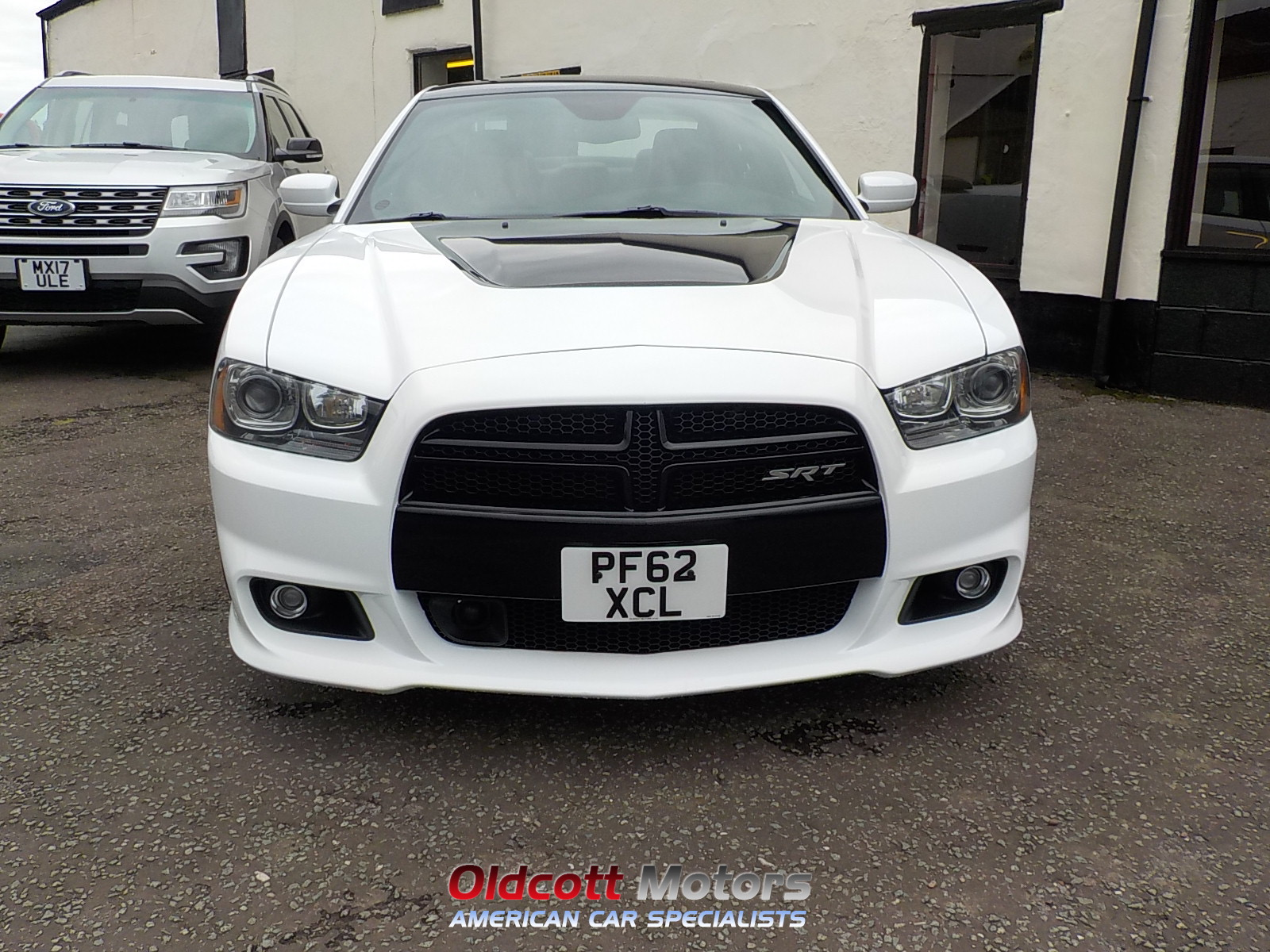 2016 Dodge Charger Whitedscn0772 Oldcott Motors