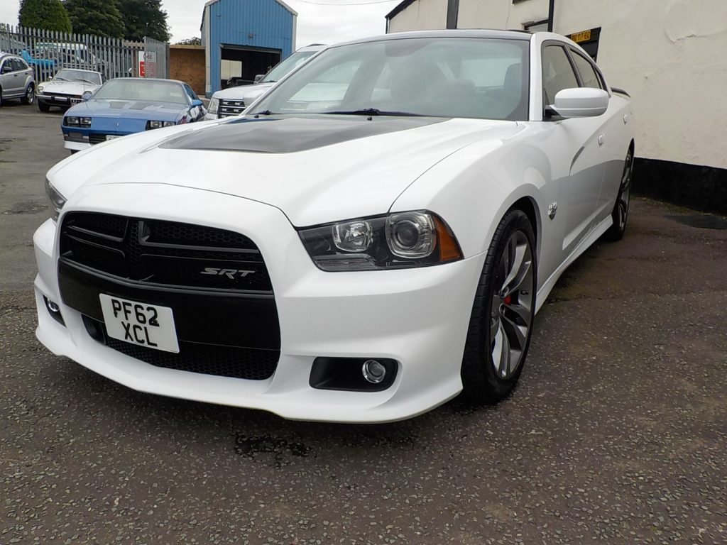 2016 Dodge Charger Whitedscn0773 Oldcott Motors