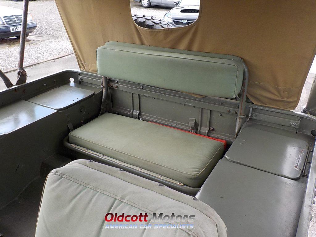 Hotchkiss M201 Jeep For Sale >> DSCN0965 | Oldcott Motors
