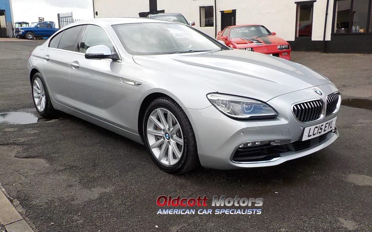 2015 BMW 640D SE AUTO 3.0 LITRE DIESEL