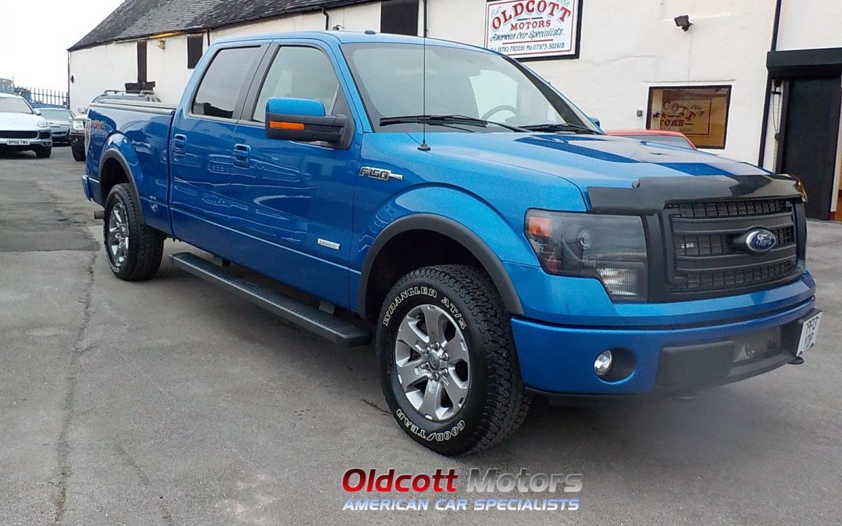 2013 ford f150 fx4 3 5 litre ecoboost auto 4x4 crew cab oldcott motors. Black Bedroom Furniture Sets. Home Design Ideas