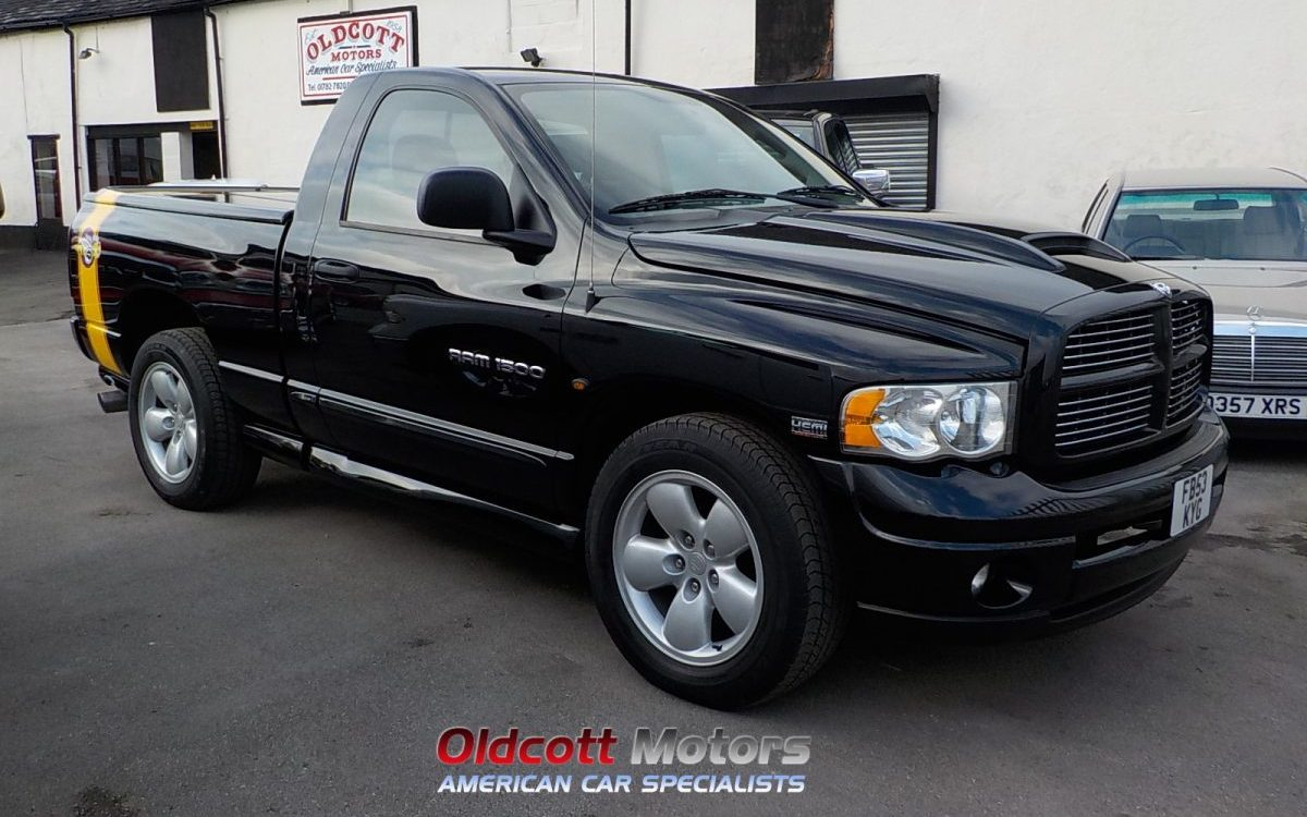 2004 DODGE RAM RUMBLE BEE 5.7 LITRE HEMI AUTO