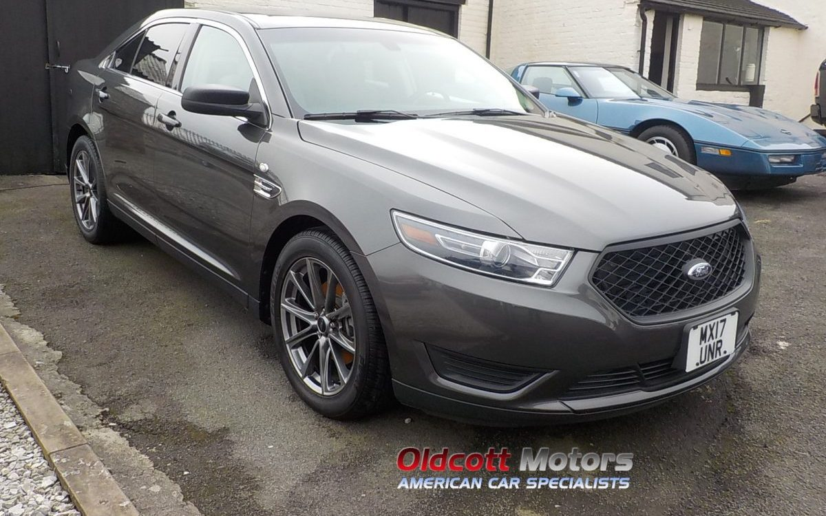 2017 NEW FORD TAURUS SE 3.5 LITRE V6 AUTO 900 DELIVERY MILES