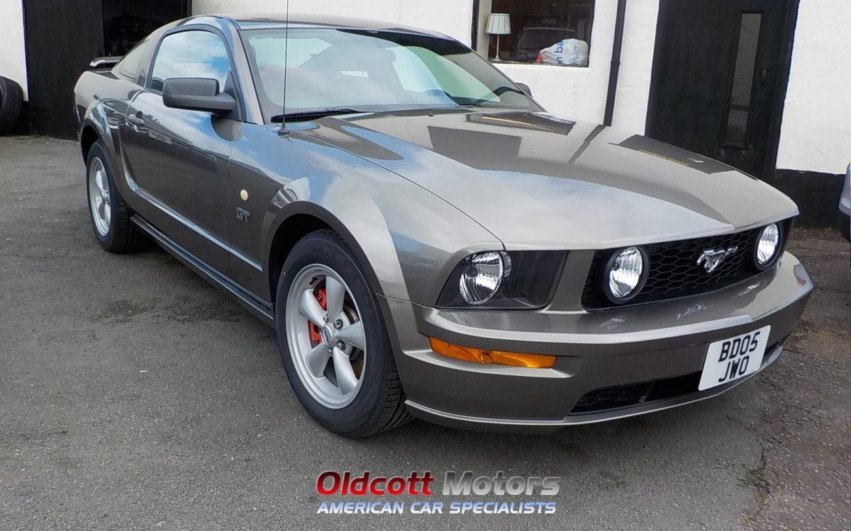 2005 FORD MUSTANG 4.6 LITRE GT AUTOMATIC