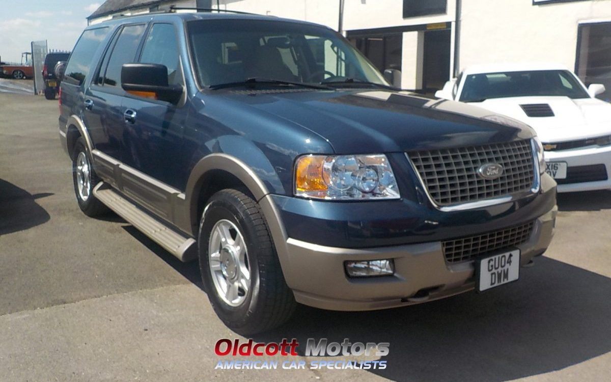 2004 FORD EXPEDITION 5.4 LITRE 4X4