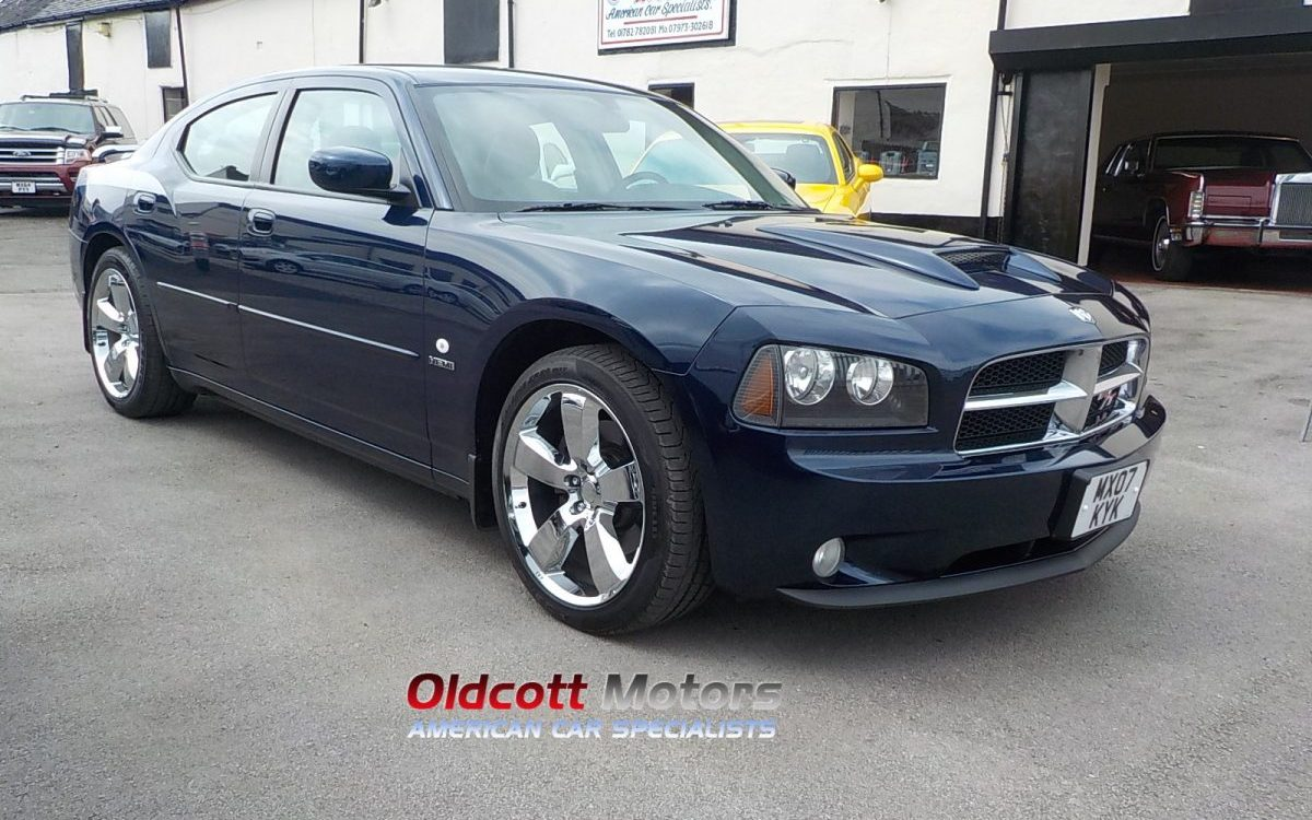 2007 DODGE CHARGER RT 5.7 LITRE HEMI AUTO