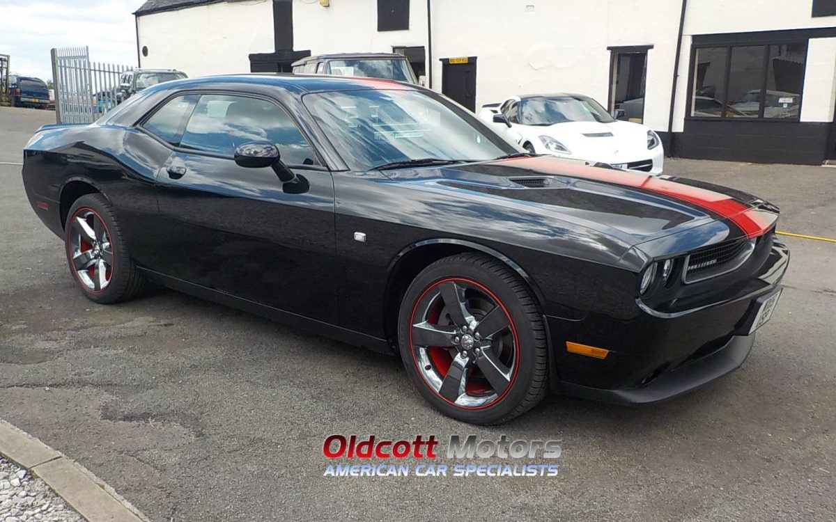 2015 DODGE CHALLENGER RALLY REDLINE
