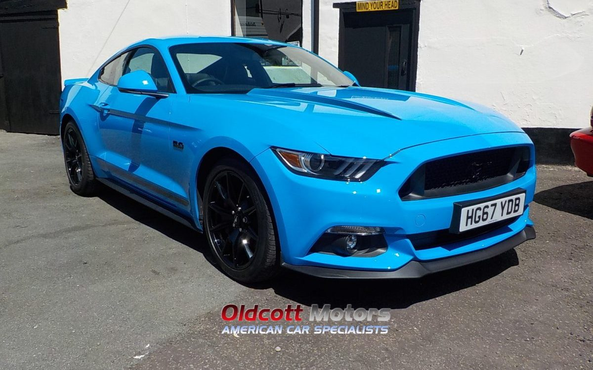 2017 FORD MUSTANG 5.0 LITRE AUTO SHADOW right hand drive