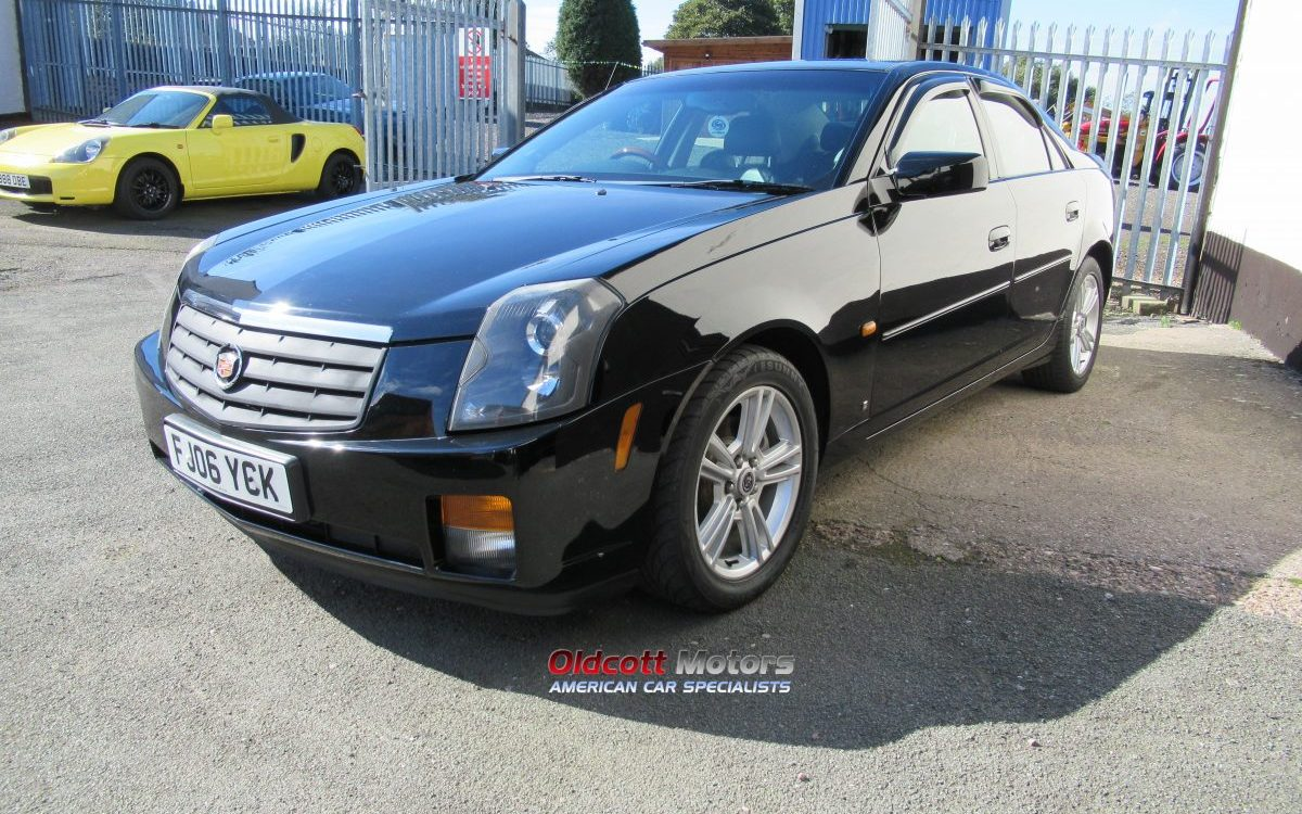 2006 CADILLAC CTS 3.6 LITRE AUTO