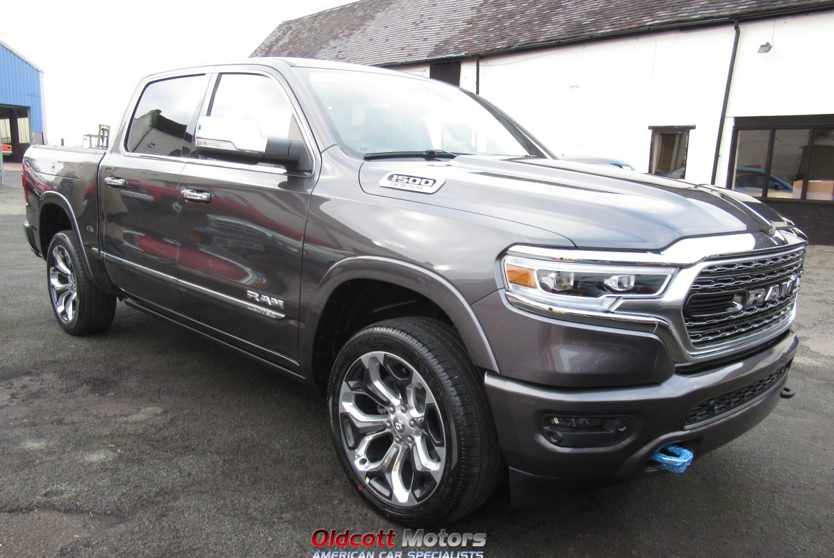 2019 MY DODGE RAM 1500 LIMITED