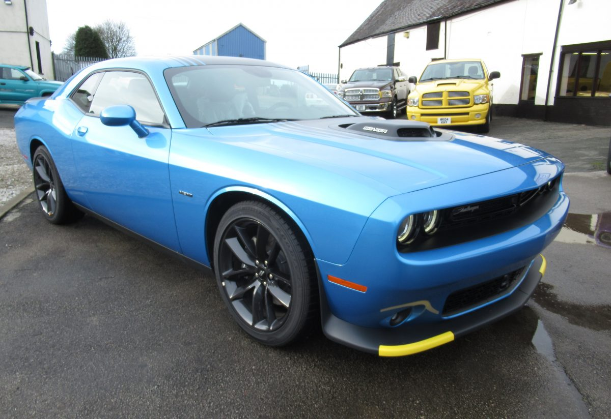 2019  MY NEW DODGE CHALLENGER R/T PLUS SHAKER