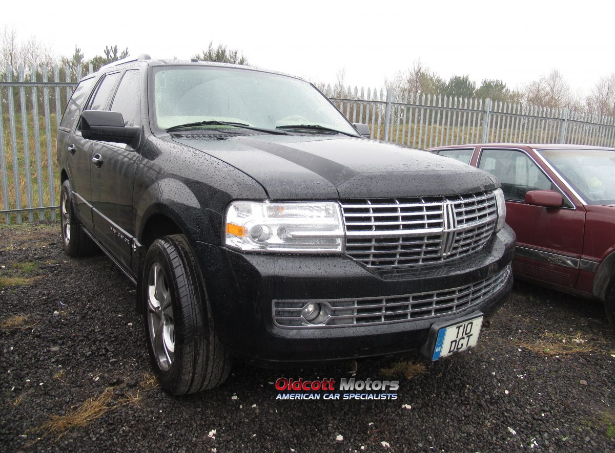 2007 LINCOLN NAVIGATOR 5.4 LITRE AUTO 4X4 WITH LPG