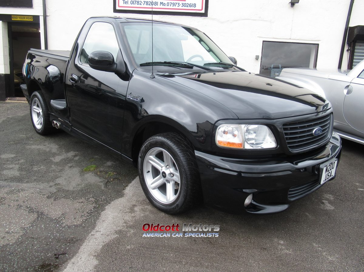 2003 FORD F150 LIGHTNING 5.4 LITRE SUPERCHARGED