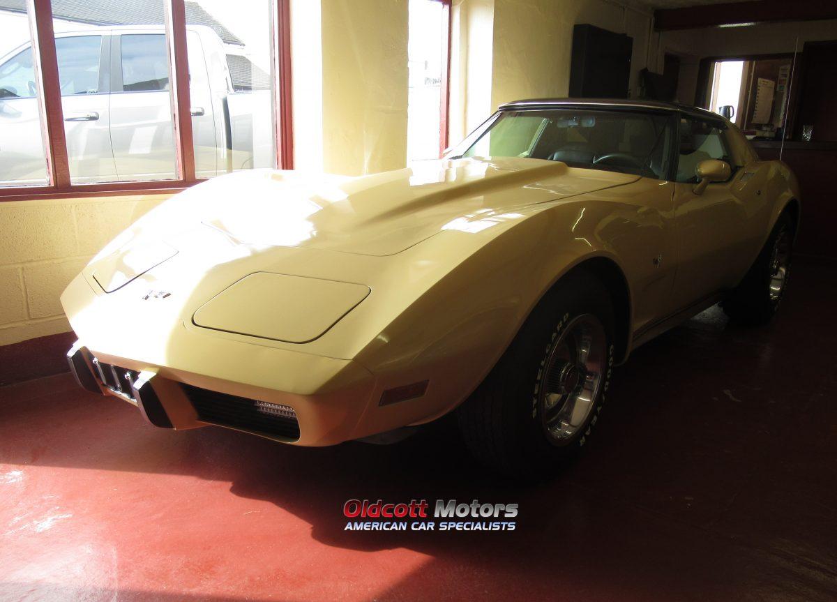 1977 CHEVROLET CORVETTE 5.7 LITRE AUTO 16,000 MILES