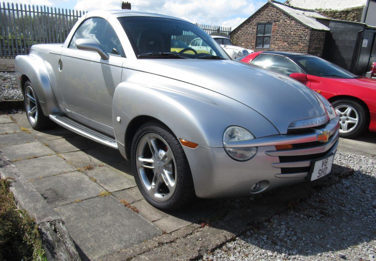 2005 CHEVROLET SSR 5.3 LITRE AUTO