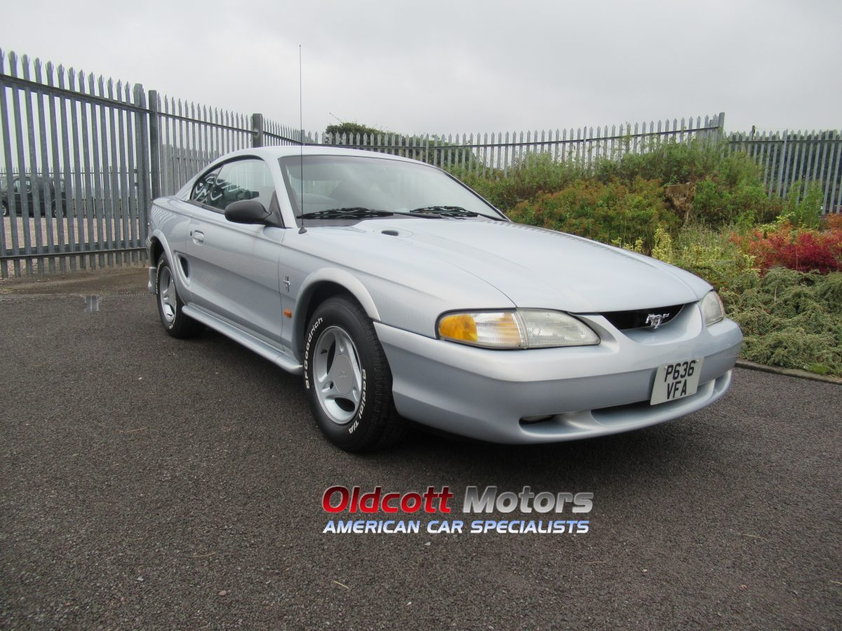 1996 FORD MUSTANG 3.8 V6 AUTO