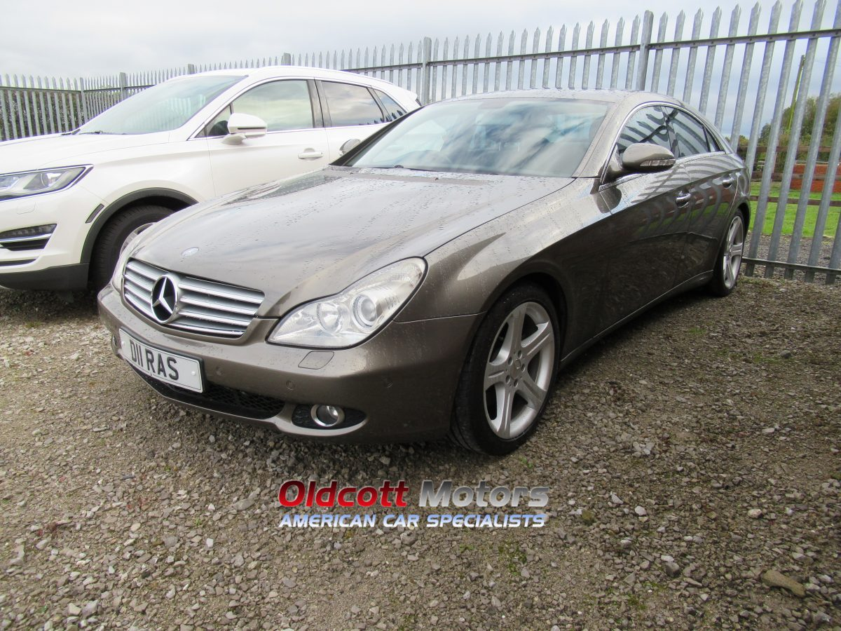 2006 MERCEDES CLA 500 AUTOMATIC 37,000 MILES WITH FULL SERVICE HISTORY