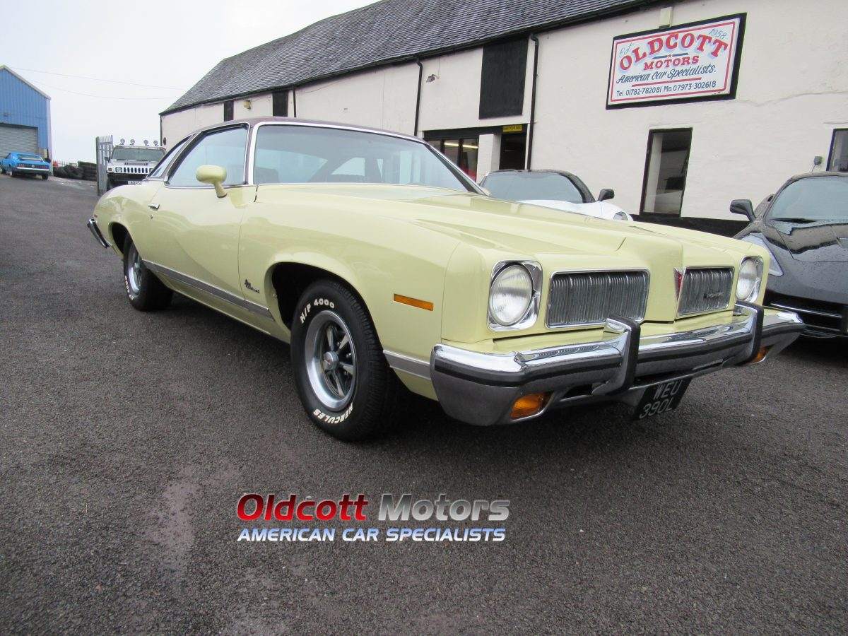 1973 PONTIAC LEMANS 20,000 MILES FROM NEW