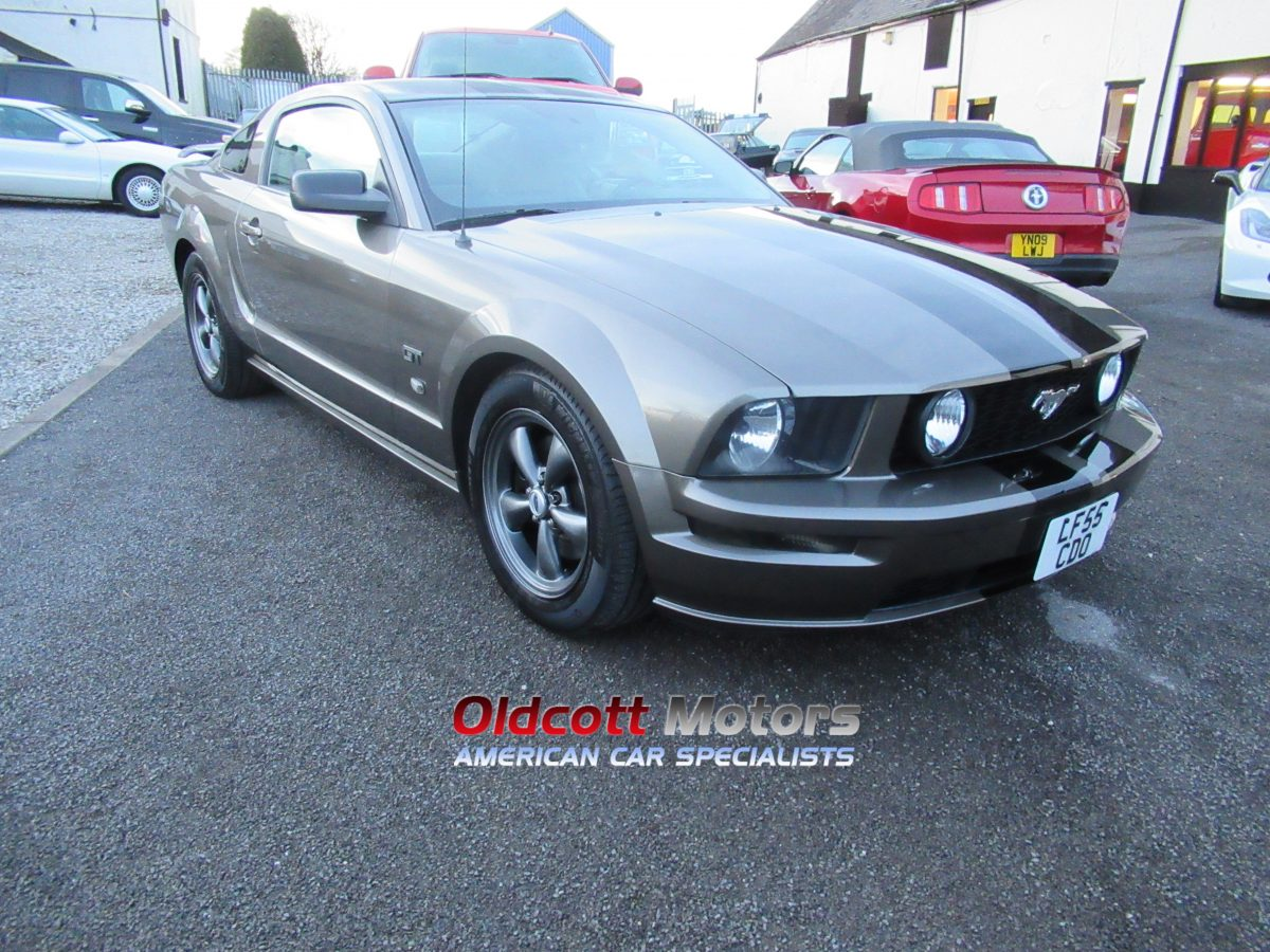 2006 FORD MUSTANG 4.6 LITRE GT AUTO