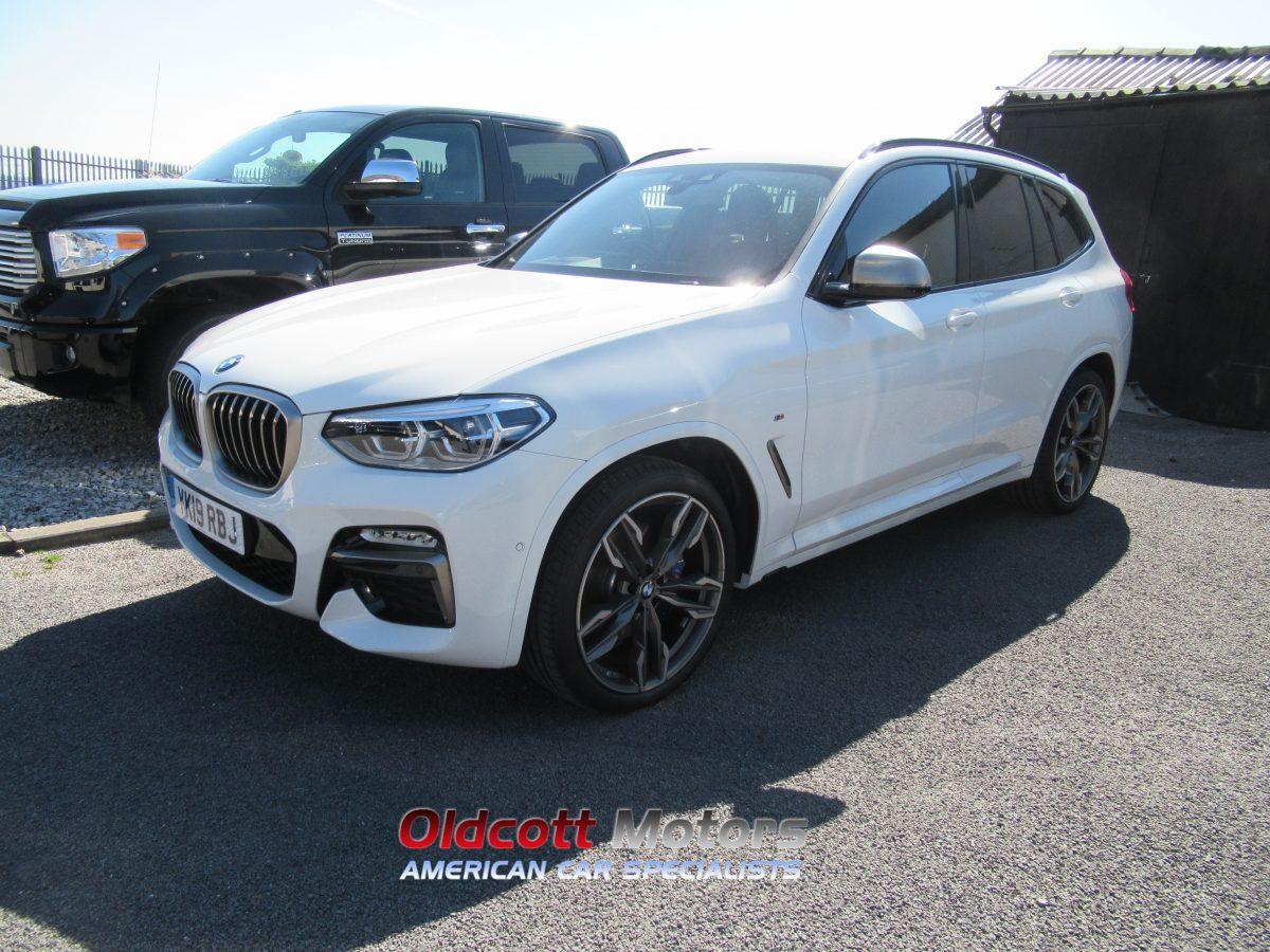 2019 BMW  M40D AUTO X DRIVE