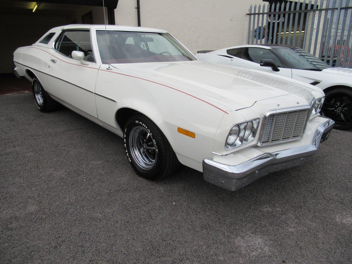 1976 FORD TORINO 351 WINDSOR AUTO