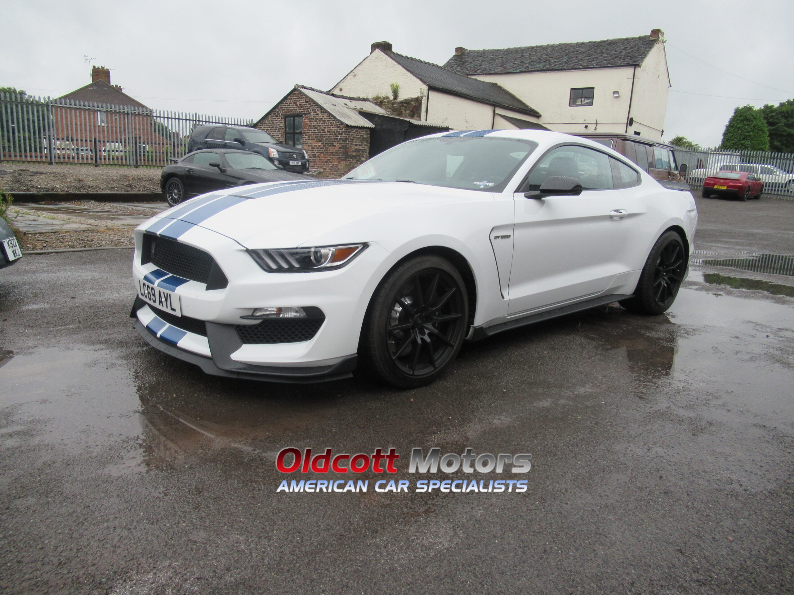 2019 REGISTERED NEW FORD MUSTANG SHELBY 350 GT