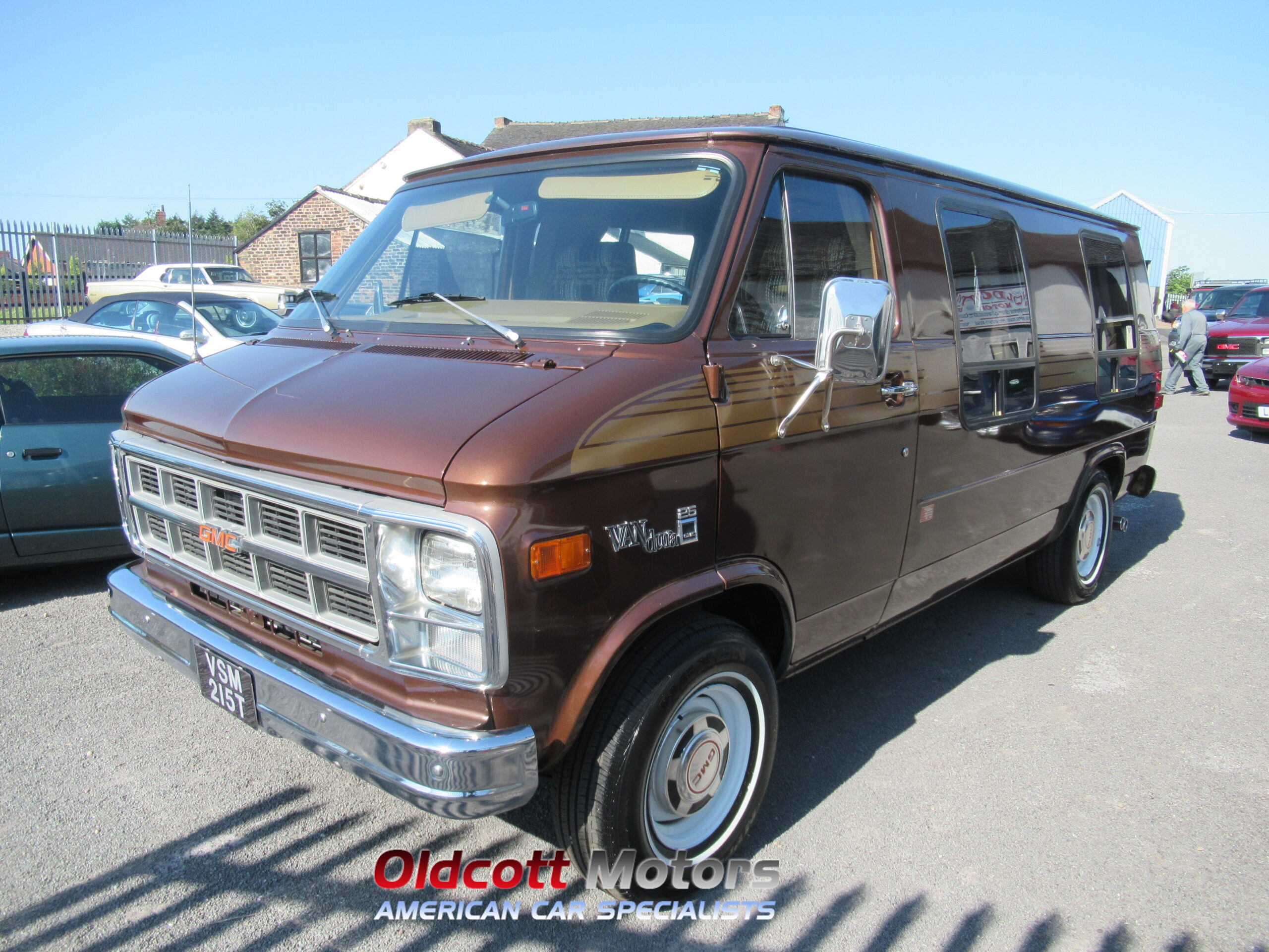 1979 GMC SAVANA only 3,000 miles from new