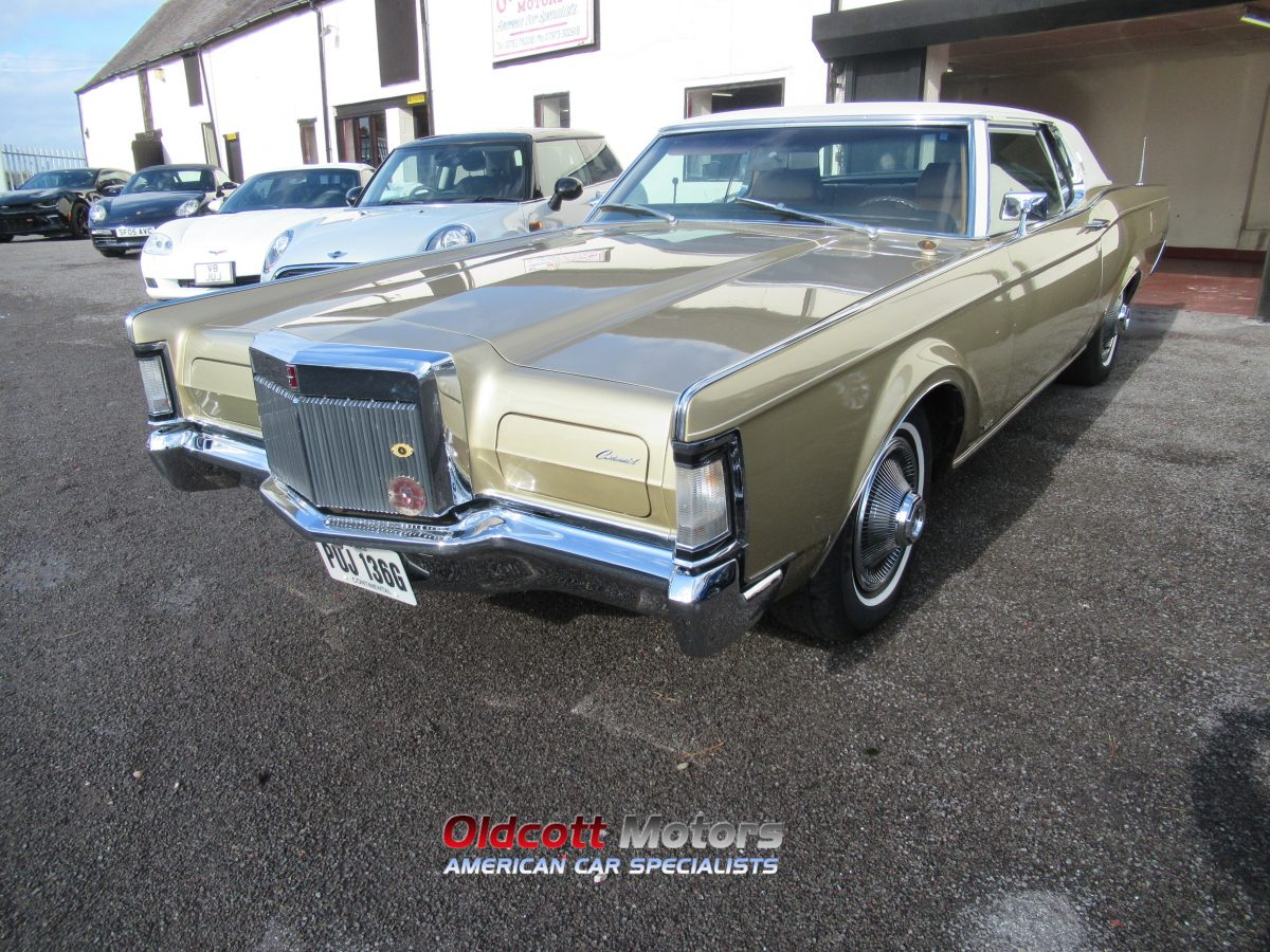 1972 LINCOLN MK3 460CI