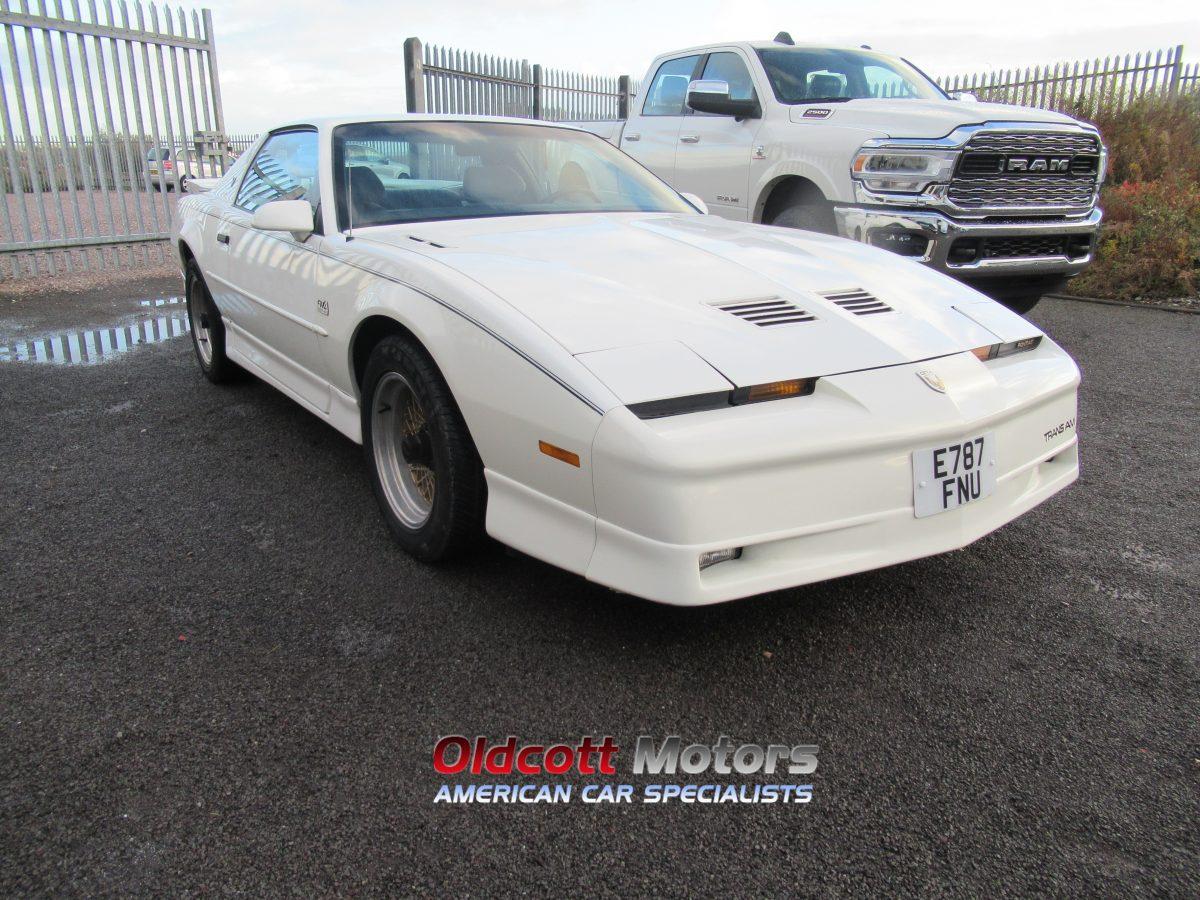 1988 PONTIAC TRANS AM GTA 5.7 LITRE AUTO