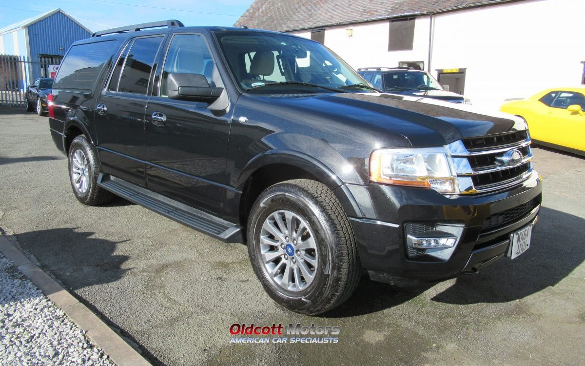 2016 FORD EXPEDITION XLT  5.4 LITRE TRITON  EL 4X4
