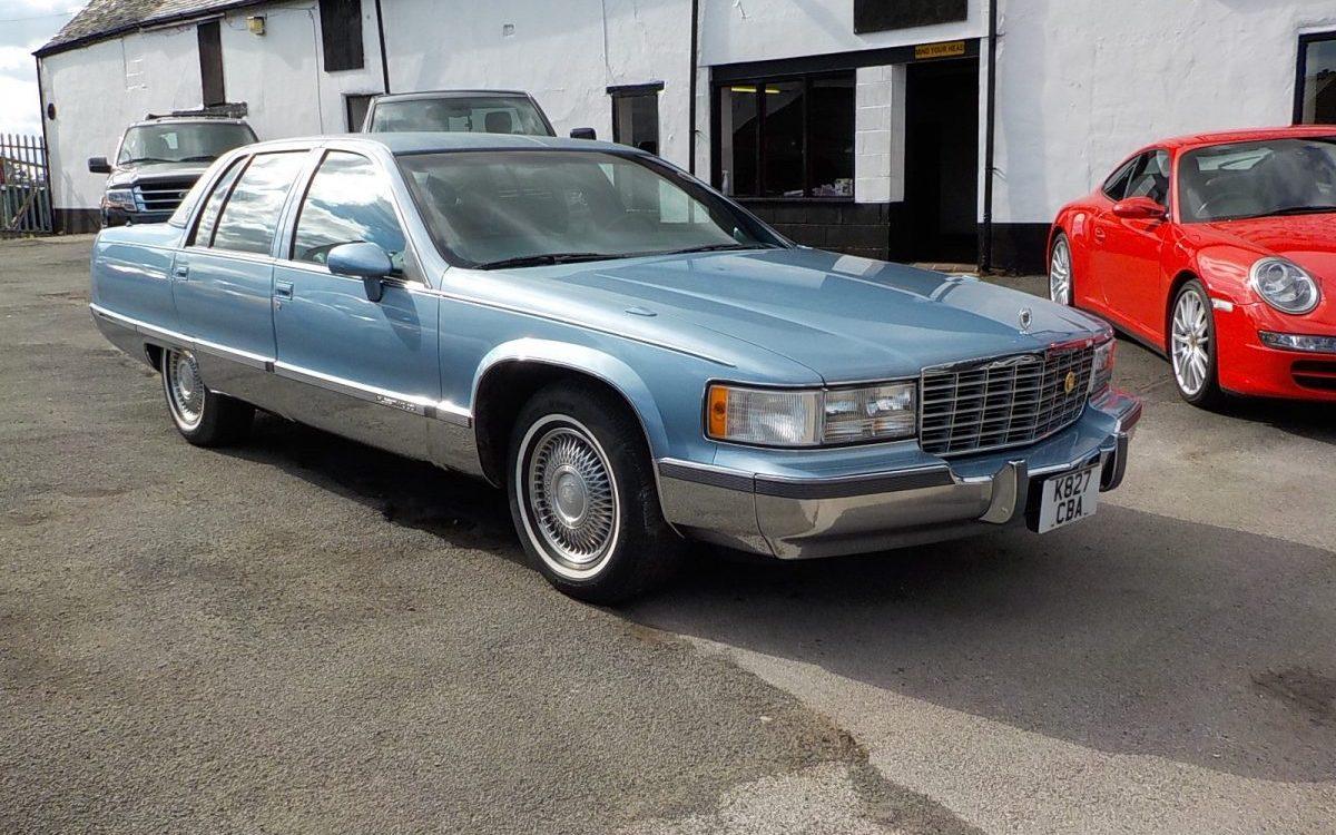 1993 CADILLAC FLEETWOOD 5.7 LITRE AUTO