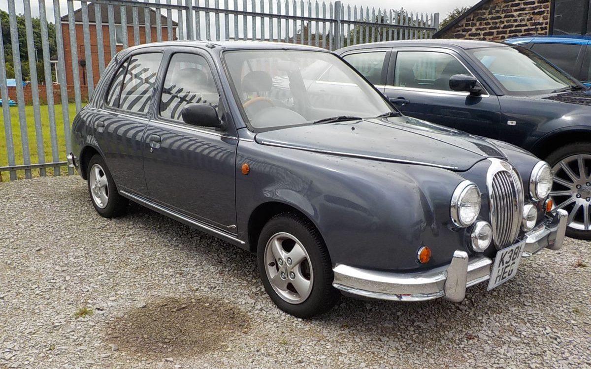 1993 MITSUOKA VIEWT 1300 CC AUTO ONLY 7,000 MILES
