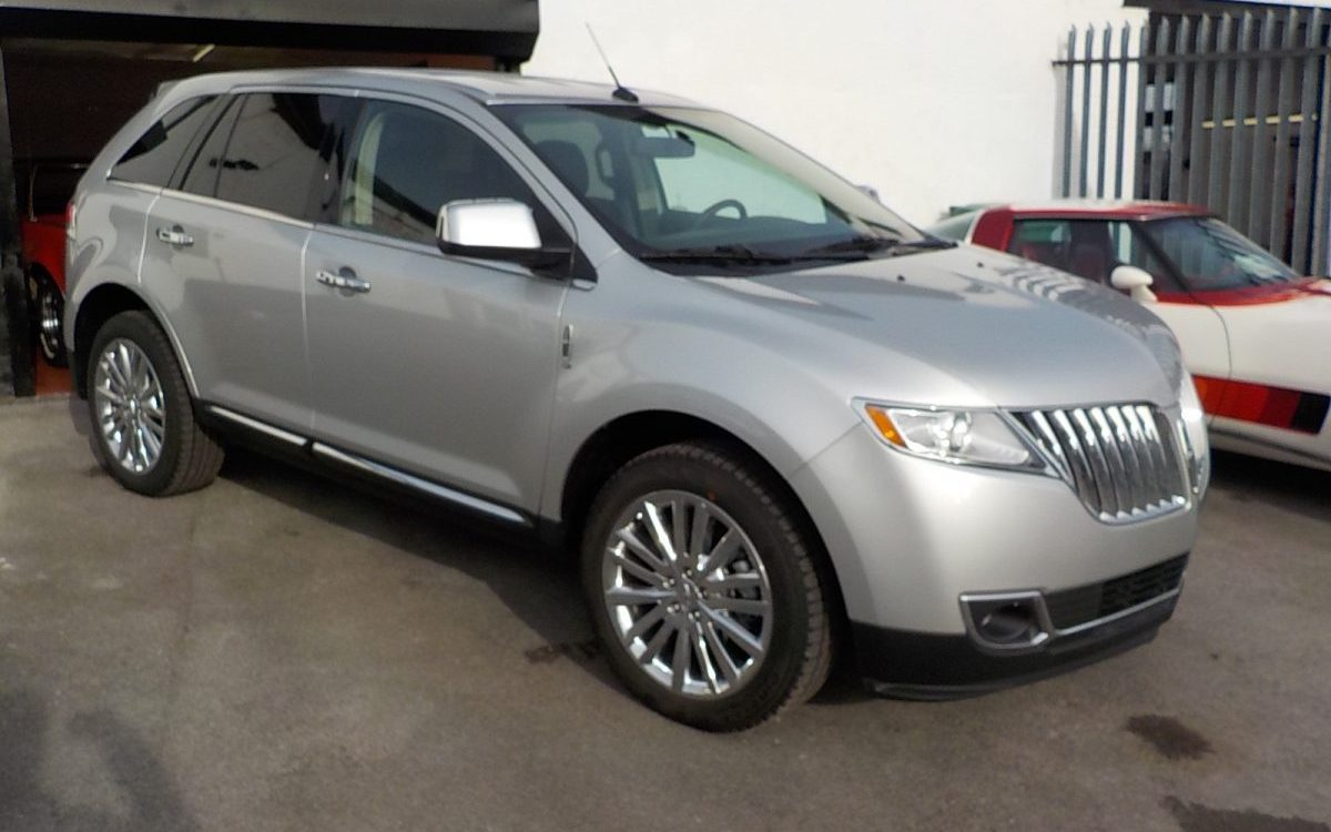 2016 LINCOLN MKX ALL WHEEL DRIVE 3.7 LITRE AUTO