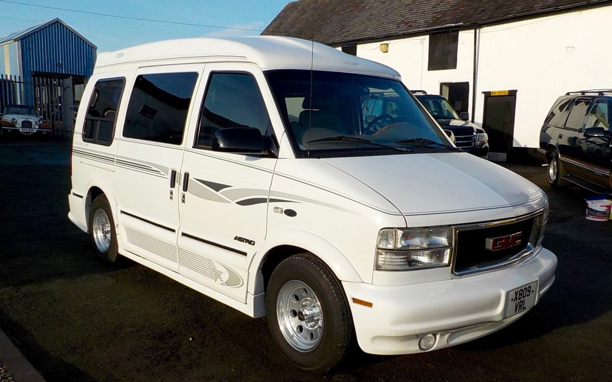2001 CHEVROLET ASTRO 4.3 LITRE AUTO 2WD 77,000 MILES