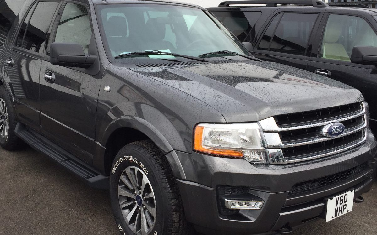 2016 FORD EXPEDITION 5.4 LITRE AUTO 4X4